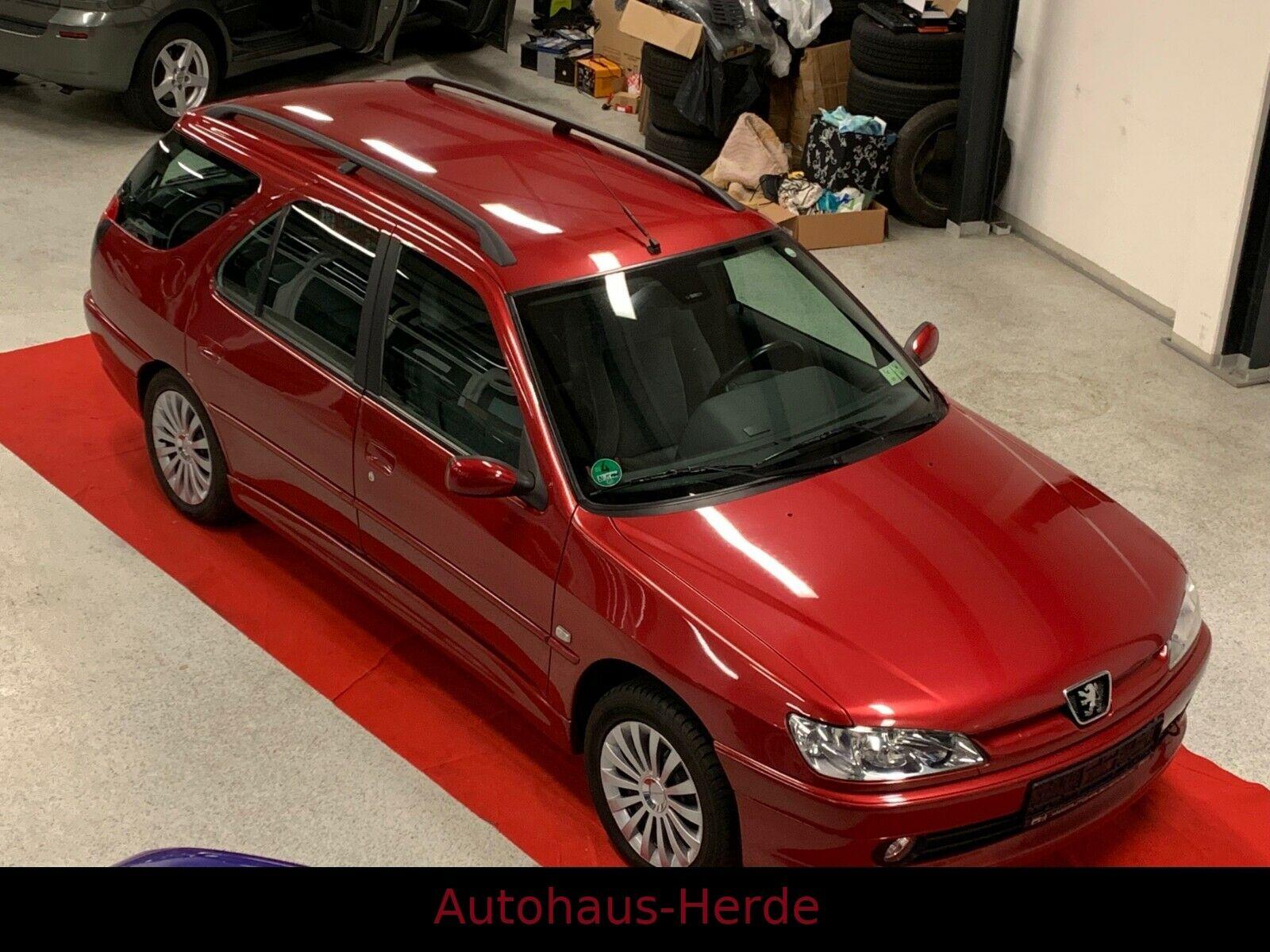 PEUGEOT 306 Premium 100 Automatik -1. Hand -Erst 99.850