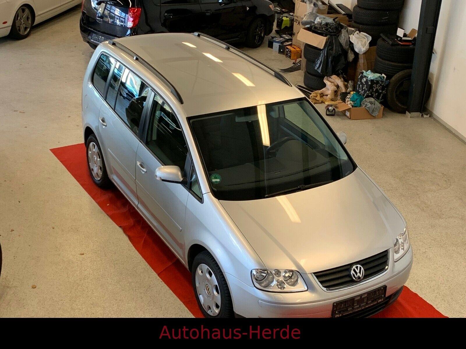 VW Touran Trendline -7-Sitzer -Klimaautomatik