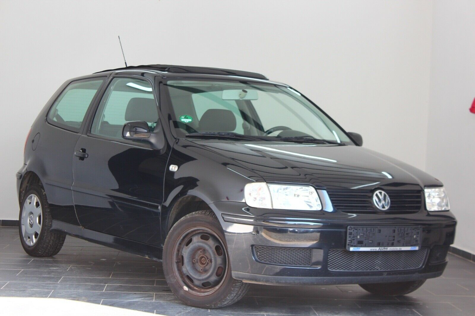 VW Polo III 1,4  Edition Faltdach