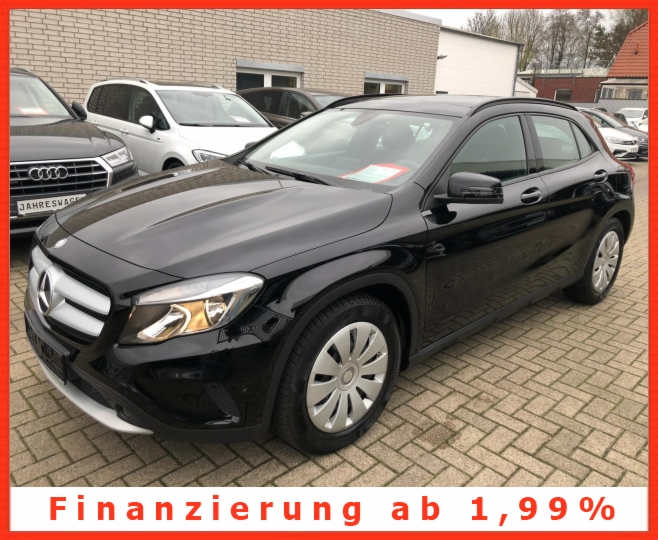 Mercedes-Benz GLA 200 CDI Panorama