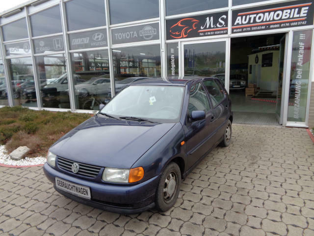 VW Polo Basis III (6N1) AUTOMATIC MIT TÜV.