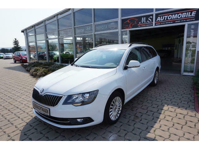 SKODA Superb Best Of Combi (3T5)
