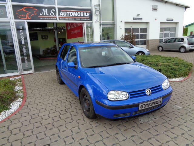 VW Golf Basis IV Lim. TÜV 06/2019