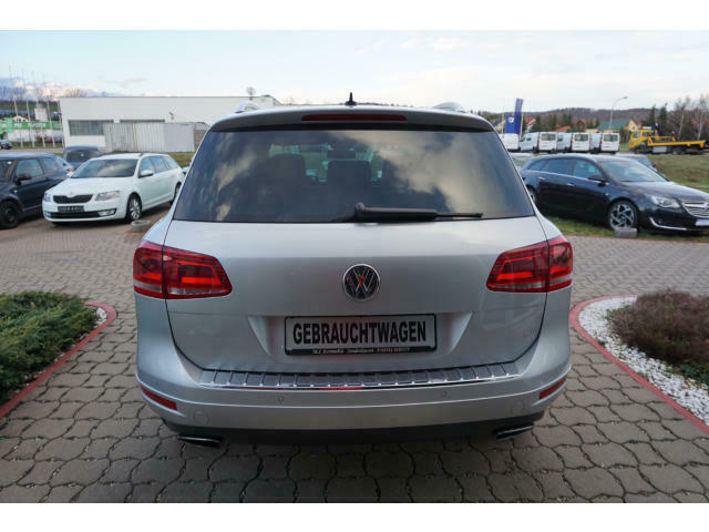 VW Touareg V6 TDI BlueMotion Exclusive (7P5)