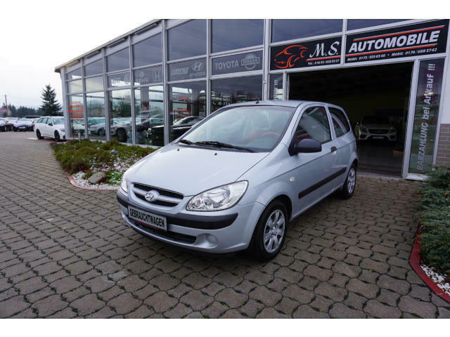 HYUNDAI Getz 1.1 Basis Team 06 (TB)