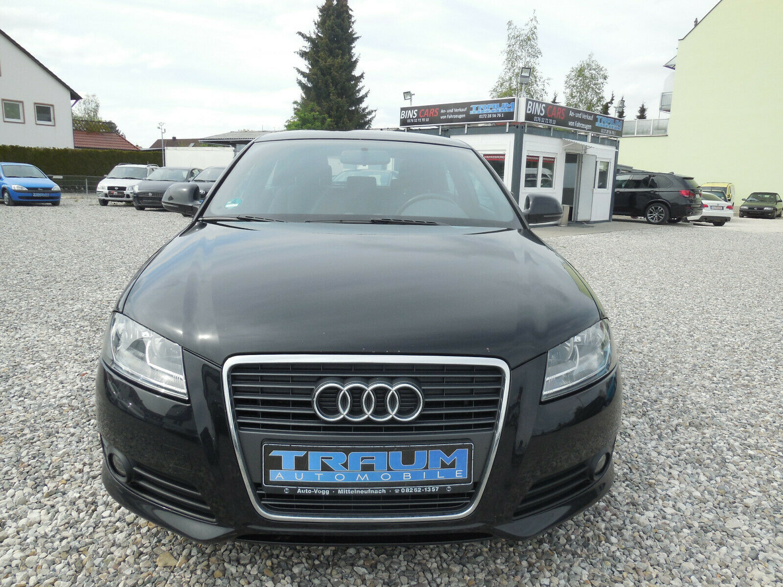 AUDI A3 1.4 TFSI Attraction*Klimaautomatik*Shz*2Hand*