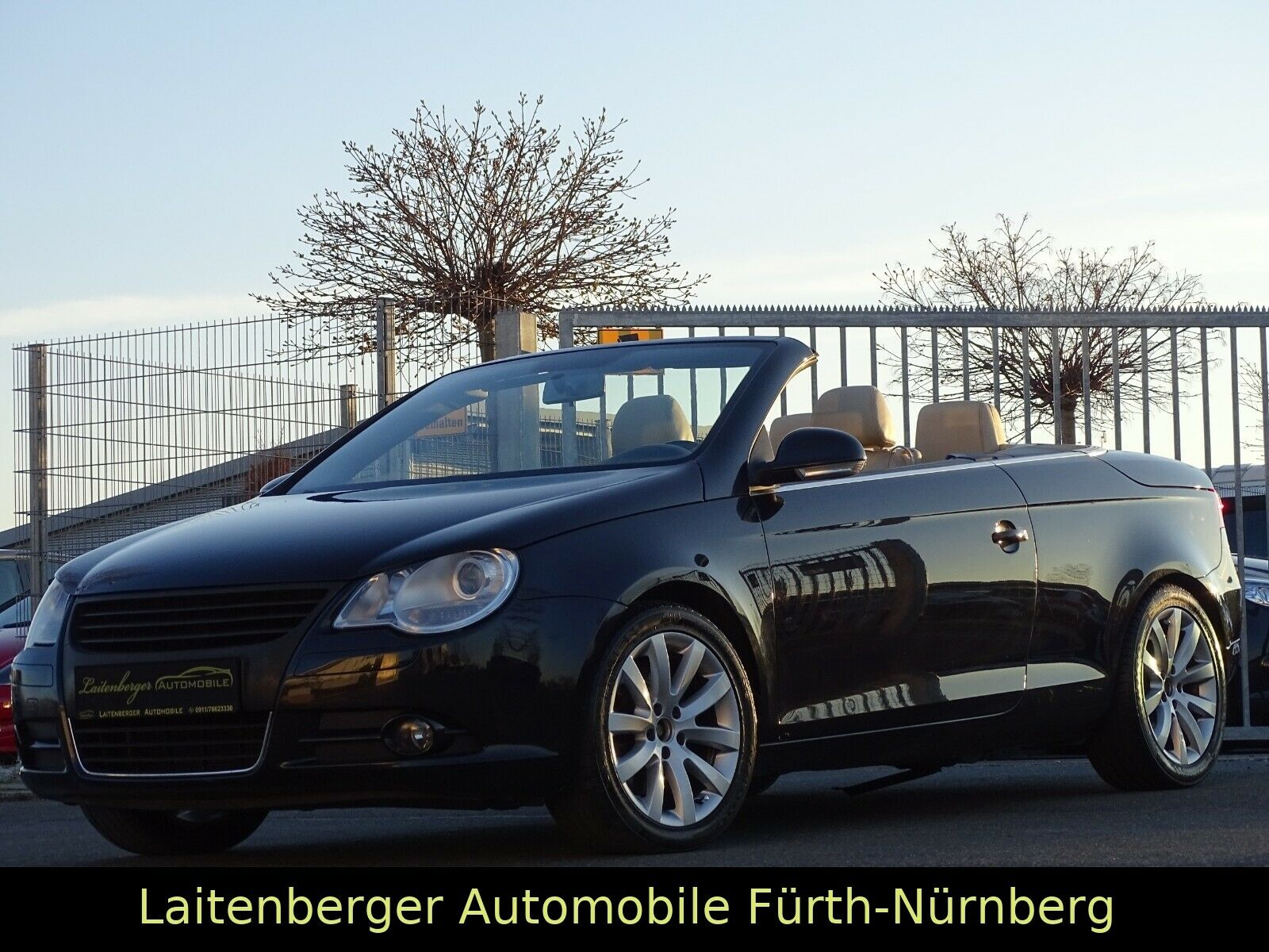 VW Eos 2.0 Turbo Highline*KLIMA*NAVI*LEDER*SHZ*PDC