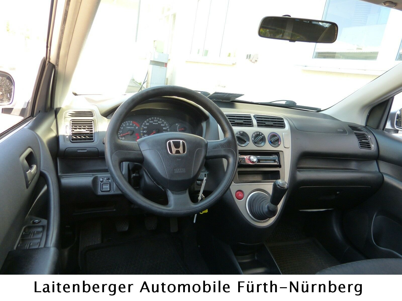 HONDA Civic Lim.5 1.4 i LS KLIMA*NEUER TÜV*MP-3/AUX/CD