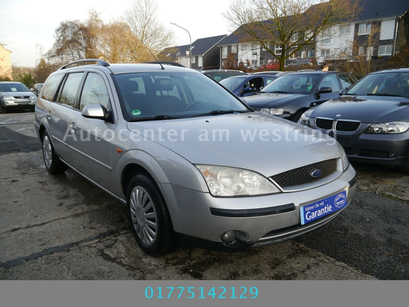 FORD Mondeo Turnier Trend