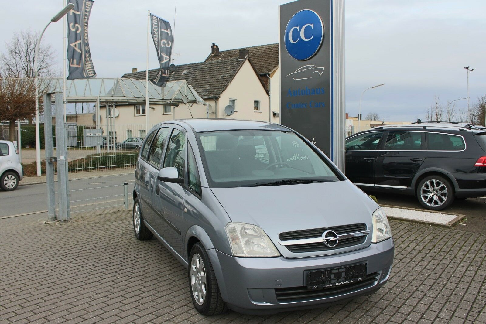 OPEL Meriva 1.7 CDTI Enjoy // Audiosystem CDR 2005 //