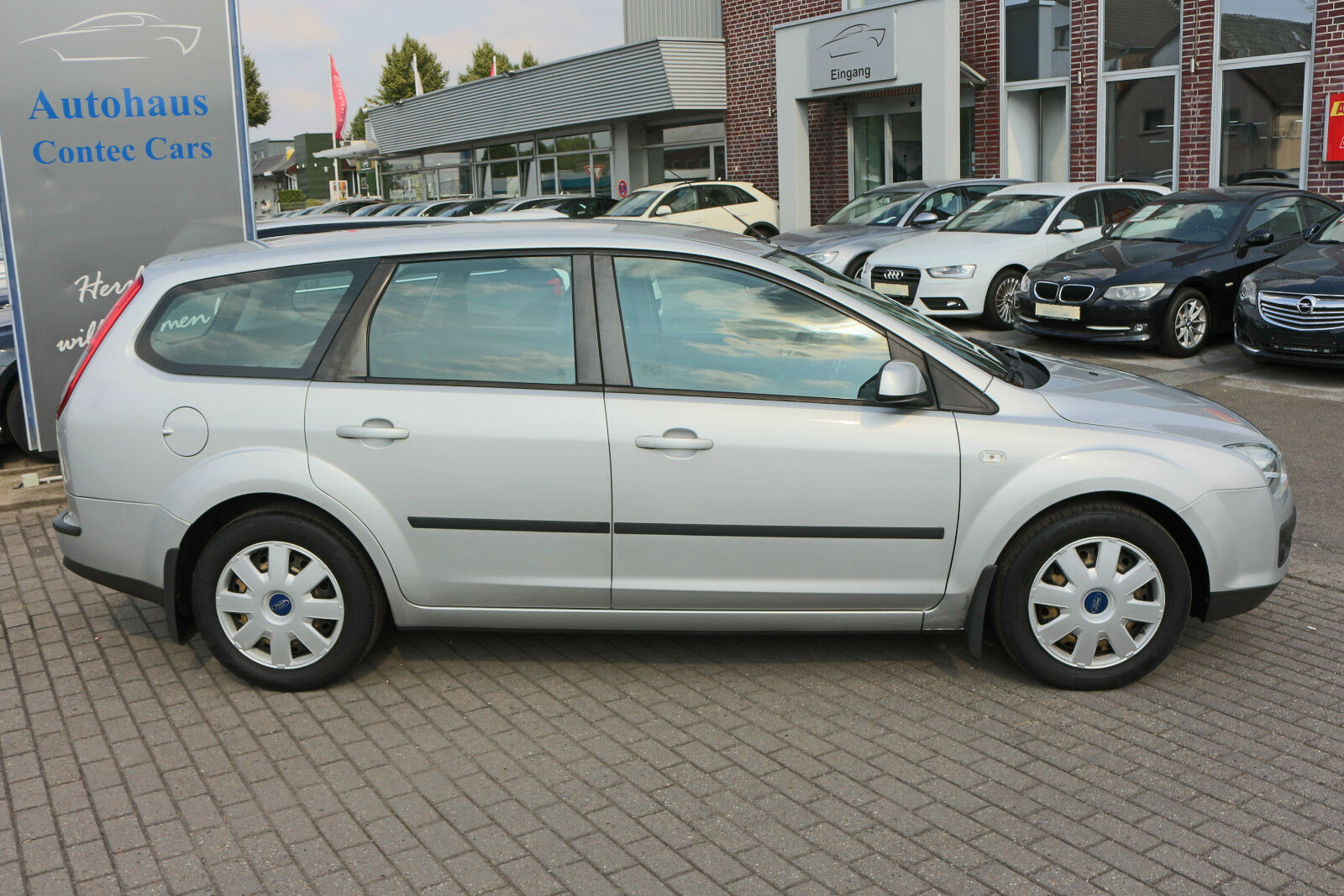 FORD Focus 2.0 TDCI Turnier Fun X // Scheckheft //