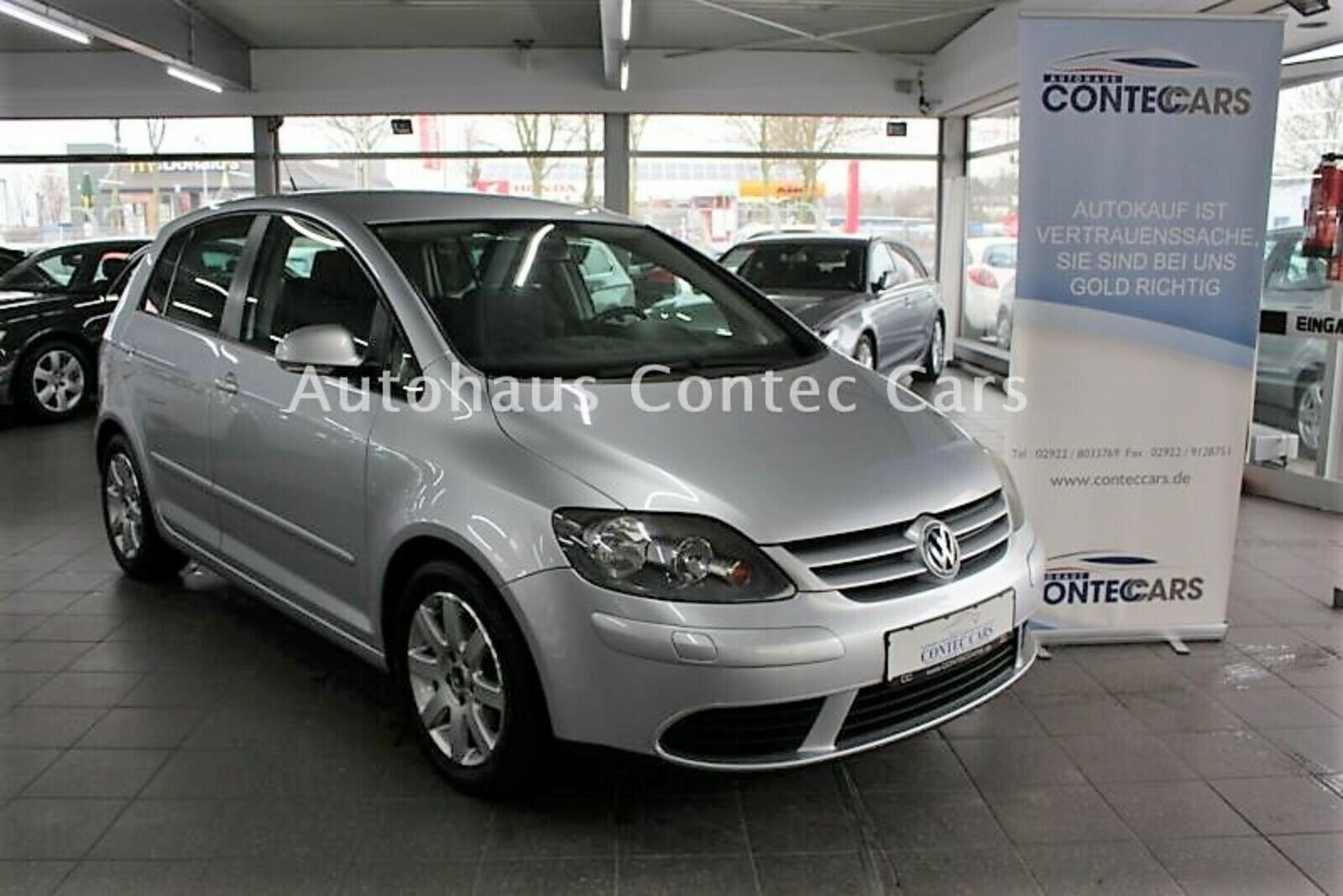 VW Golf Plus 1.6 Sportline