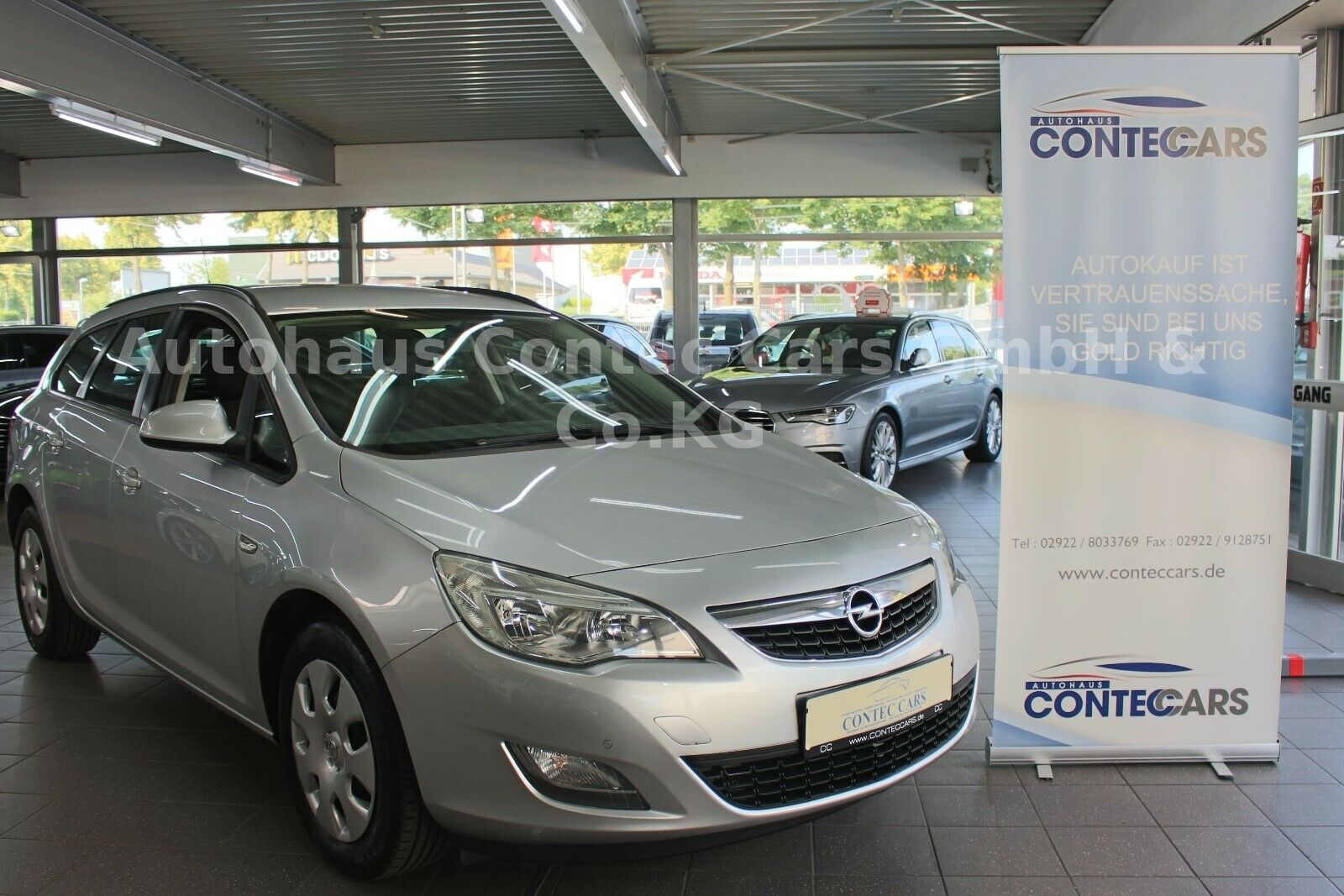 OPEL Astra J Sports Tourer Selection