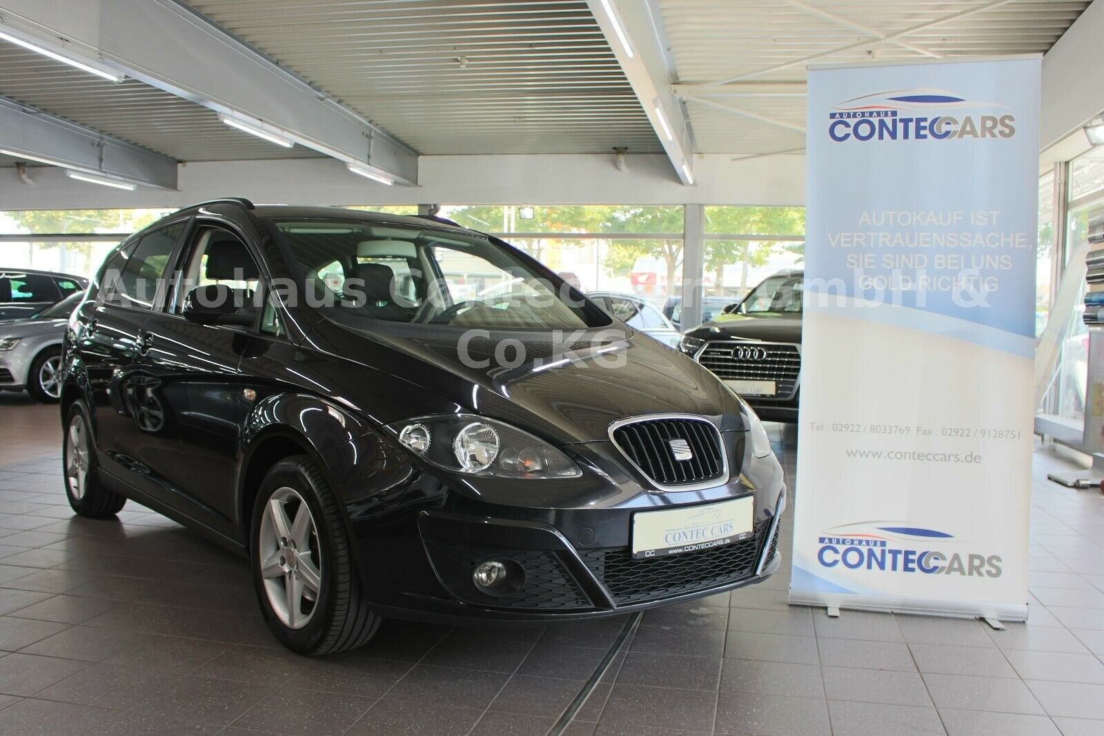 SEAT Altea XL 1.6 TDI Ecomotive Reference
