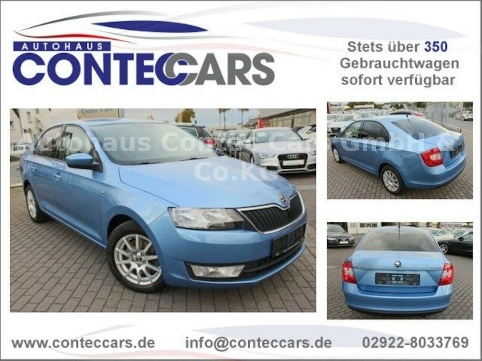 SKODA Rapid 1.6 TDI Ambition /// Super ///