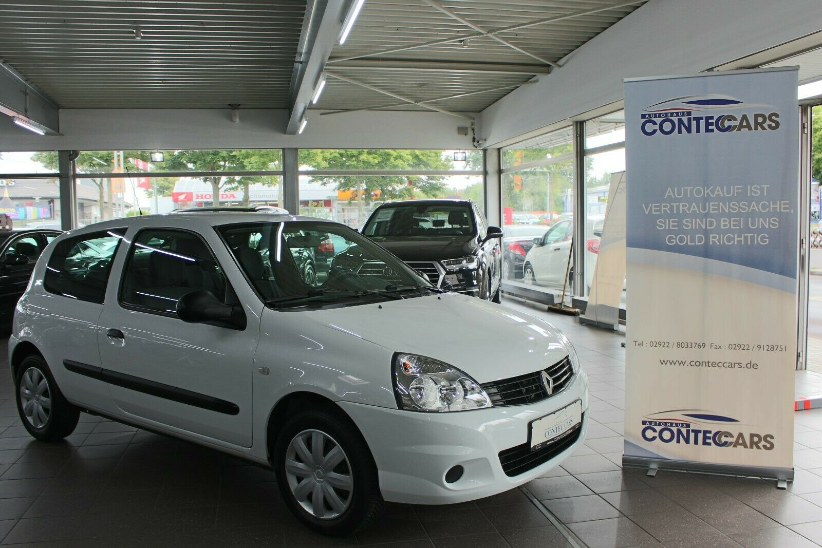 RENAULT Clio II 1.2 Campus Authentique Klima USB