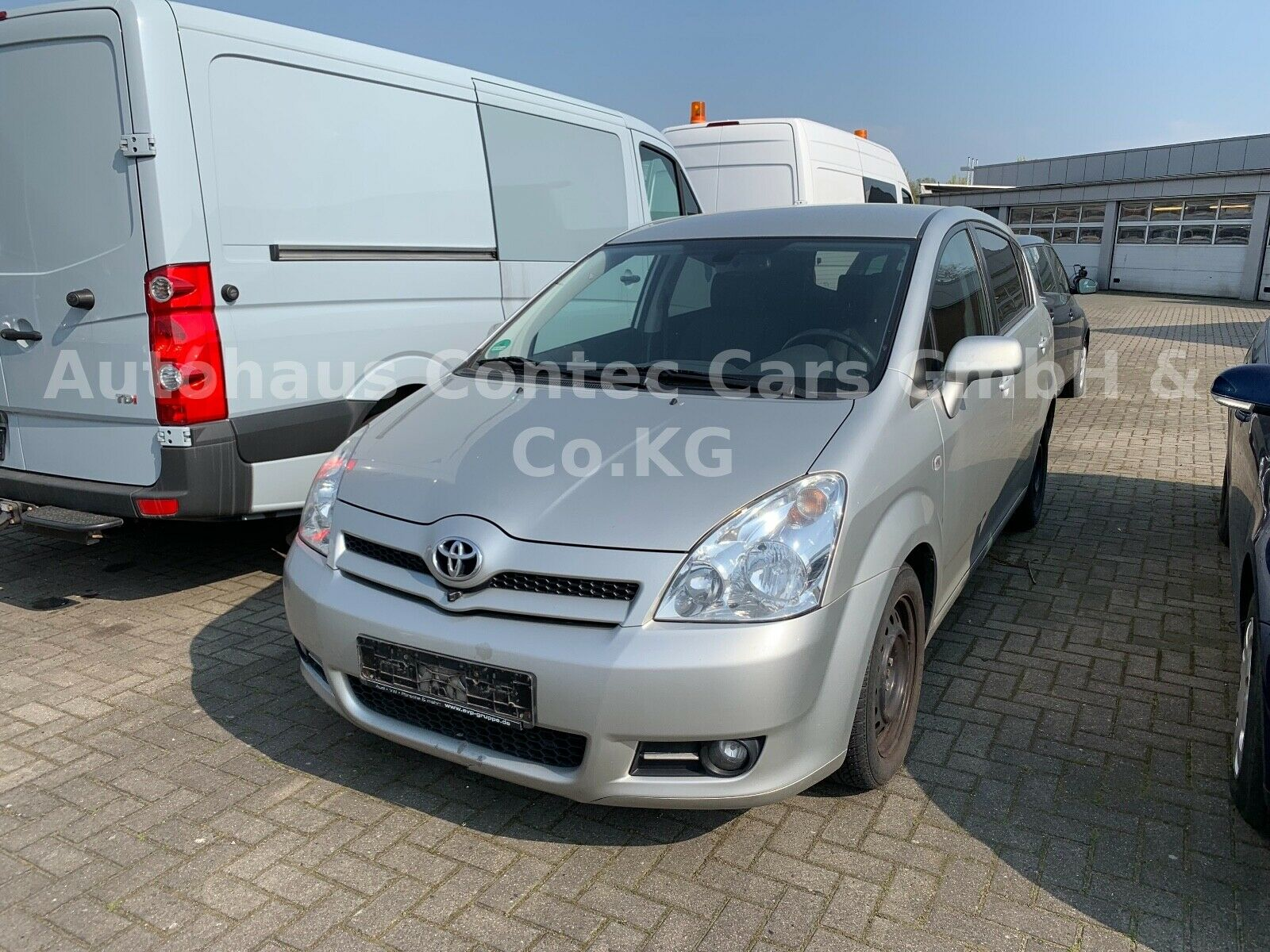 TOYOTA Corolla Verso 2.2 D-CAT Executive