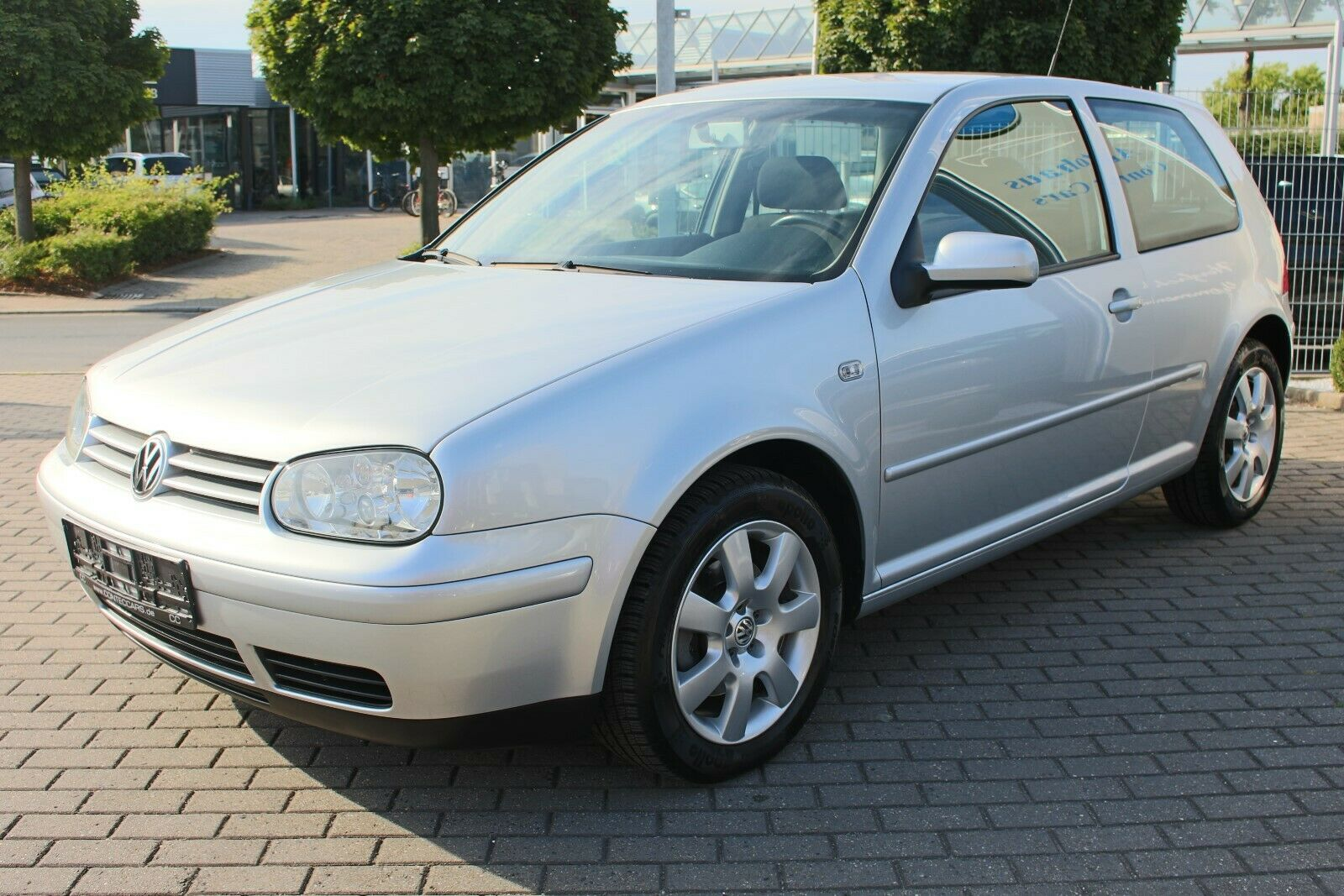 VW Golf IV Lim. 1.6FSI Pacific