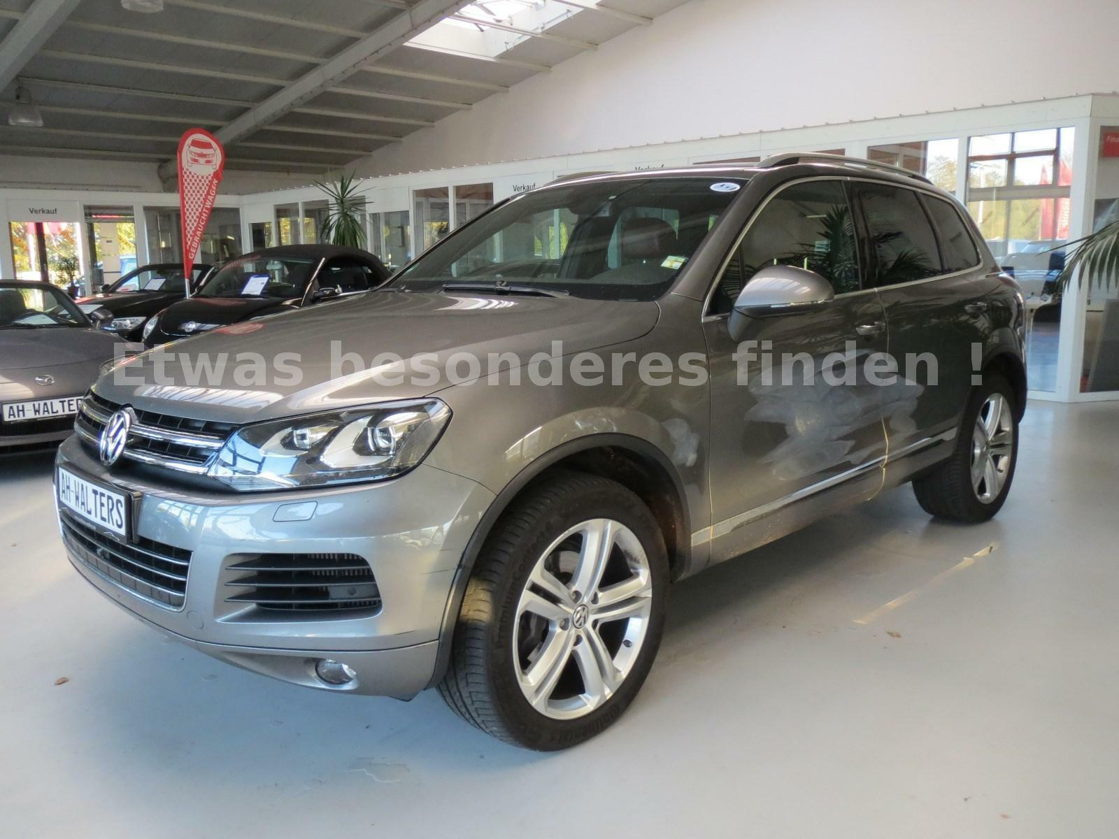 VW Touareg V6 TDI  Exclusive =Glasdach-Standheizung