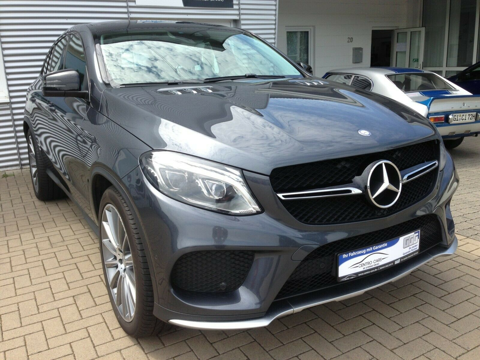 MERCEDES-BENZ GLE 450 4Matic Styling-Paket  AMG 43
