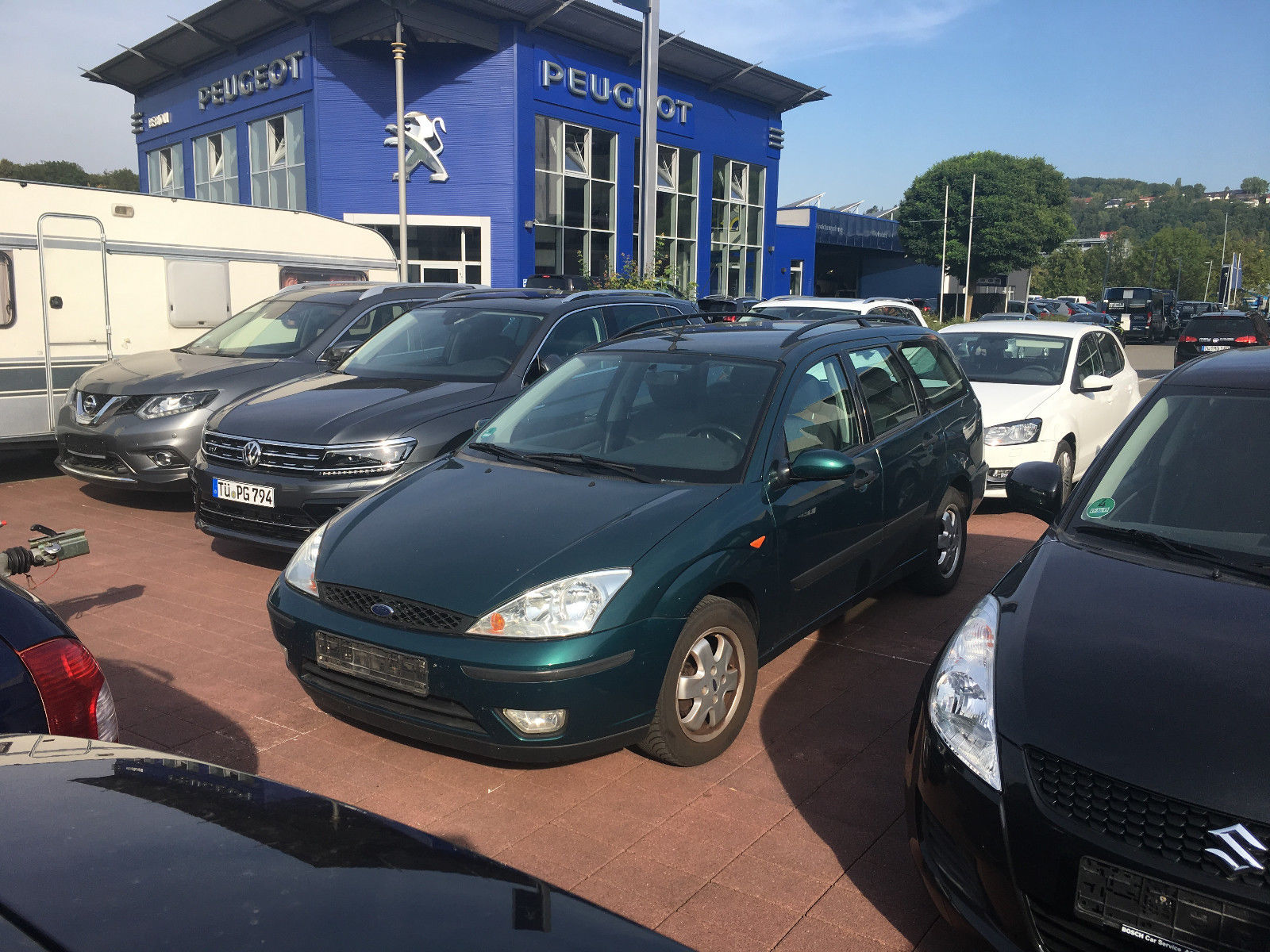 FORD Focus Turnier Futura