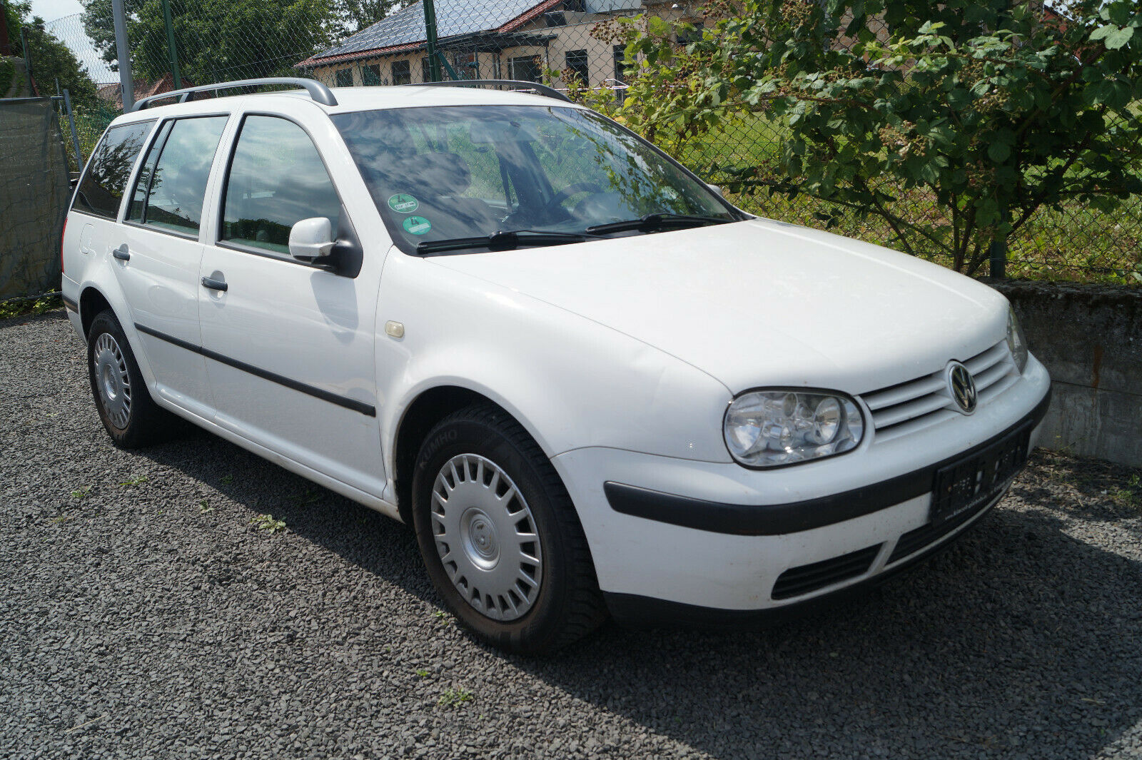 VW Golf IV Variant 1,6l