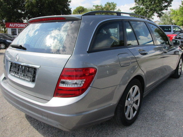 mercedes-benz c-klasse t-modell c 200 t cdi blueefficiency - deine
