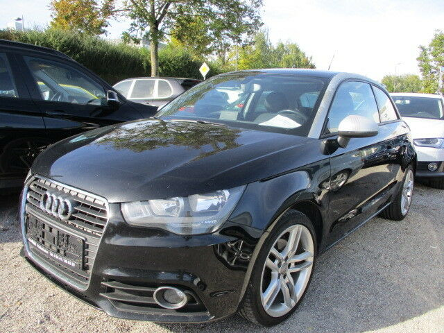 AUDI A1 Attraction Navi Plus/Klimaautomatik/Scheckeft
