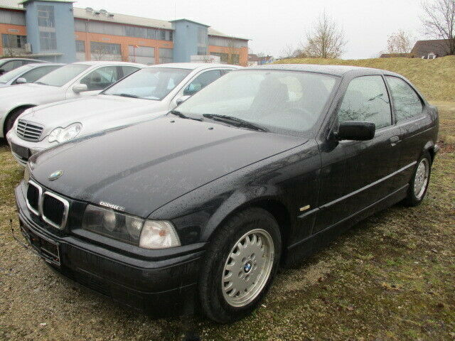 BMW 316i Compact Exclusiv Edit./AHK/Vollauss./8x Alu