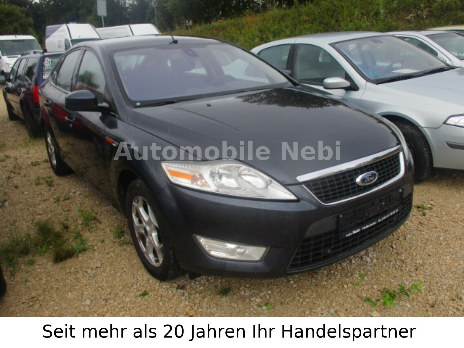 FORD Mondeo Klimaauto/PDC/Tempomat