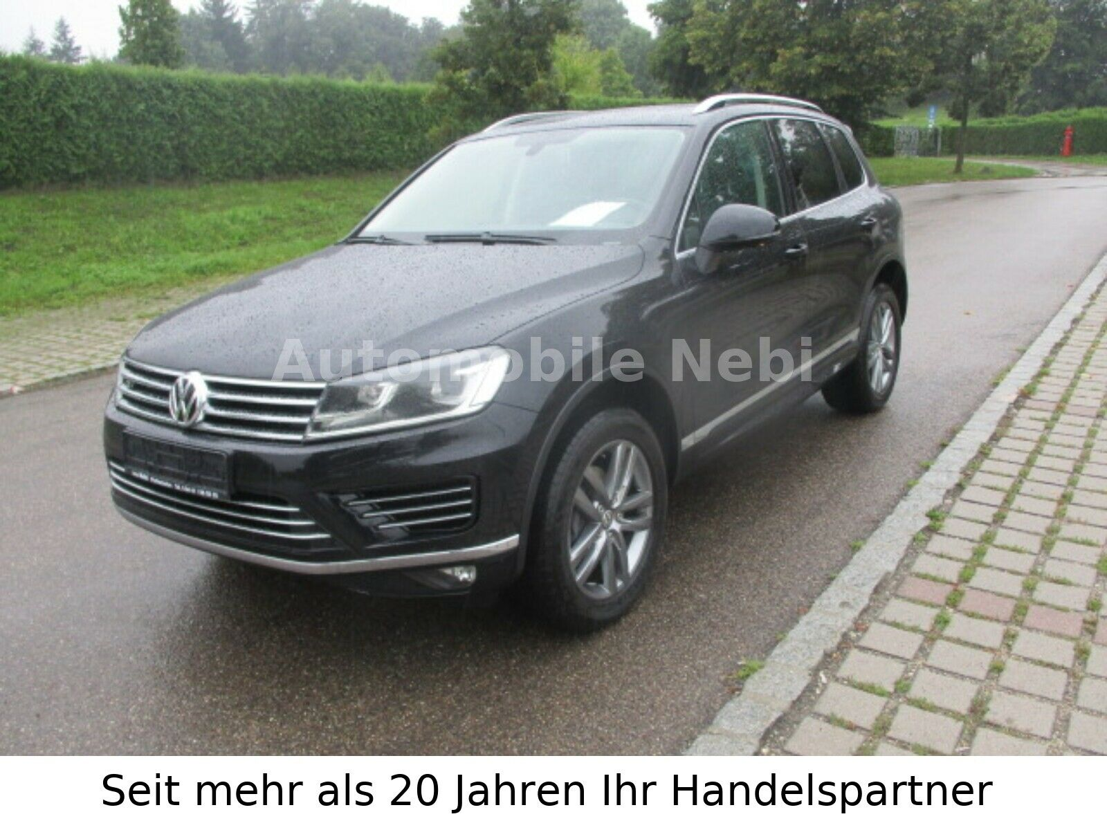VW Touareg V6 TDI /R-Line/BMT/Start-Stopp 4Motion