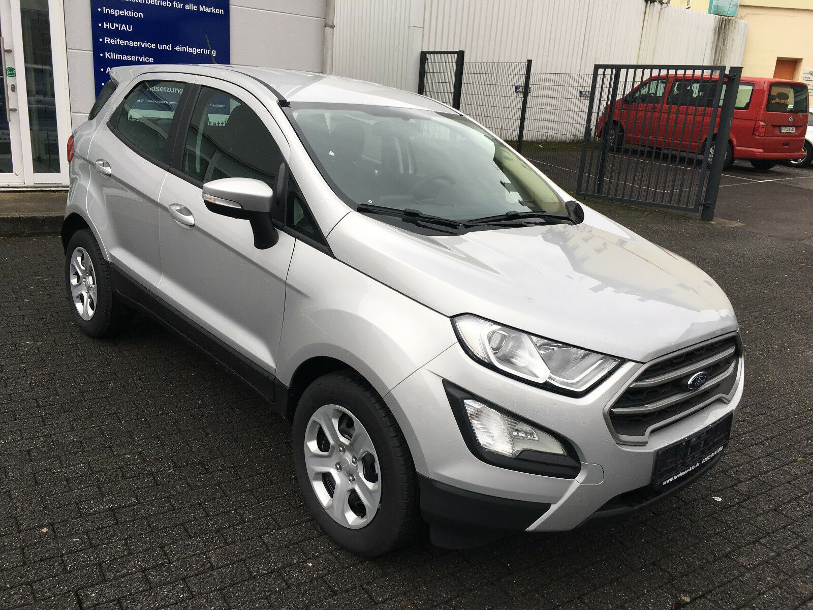 FORD ECOSPORT 1.0 EcoBoost*FACELIFT* Winterpaket*PDC