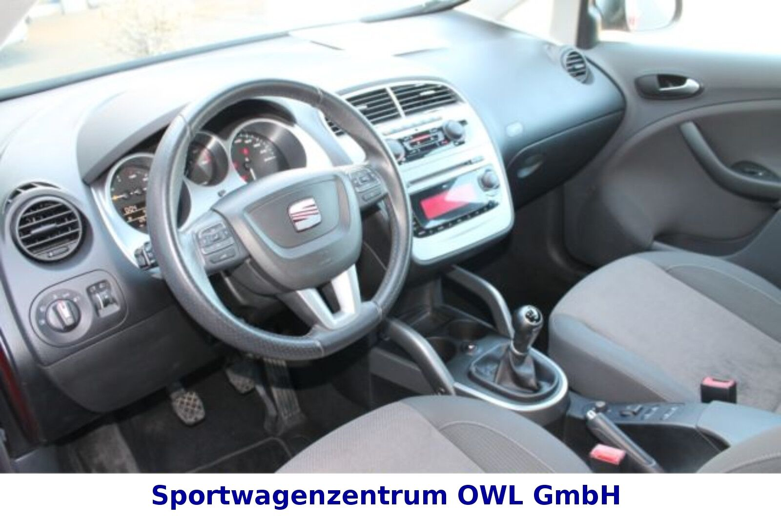 SEAT Altea Stylance / Style/CD+MP3/Multifunktion/AHK