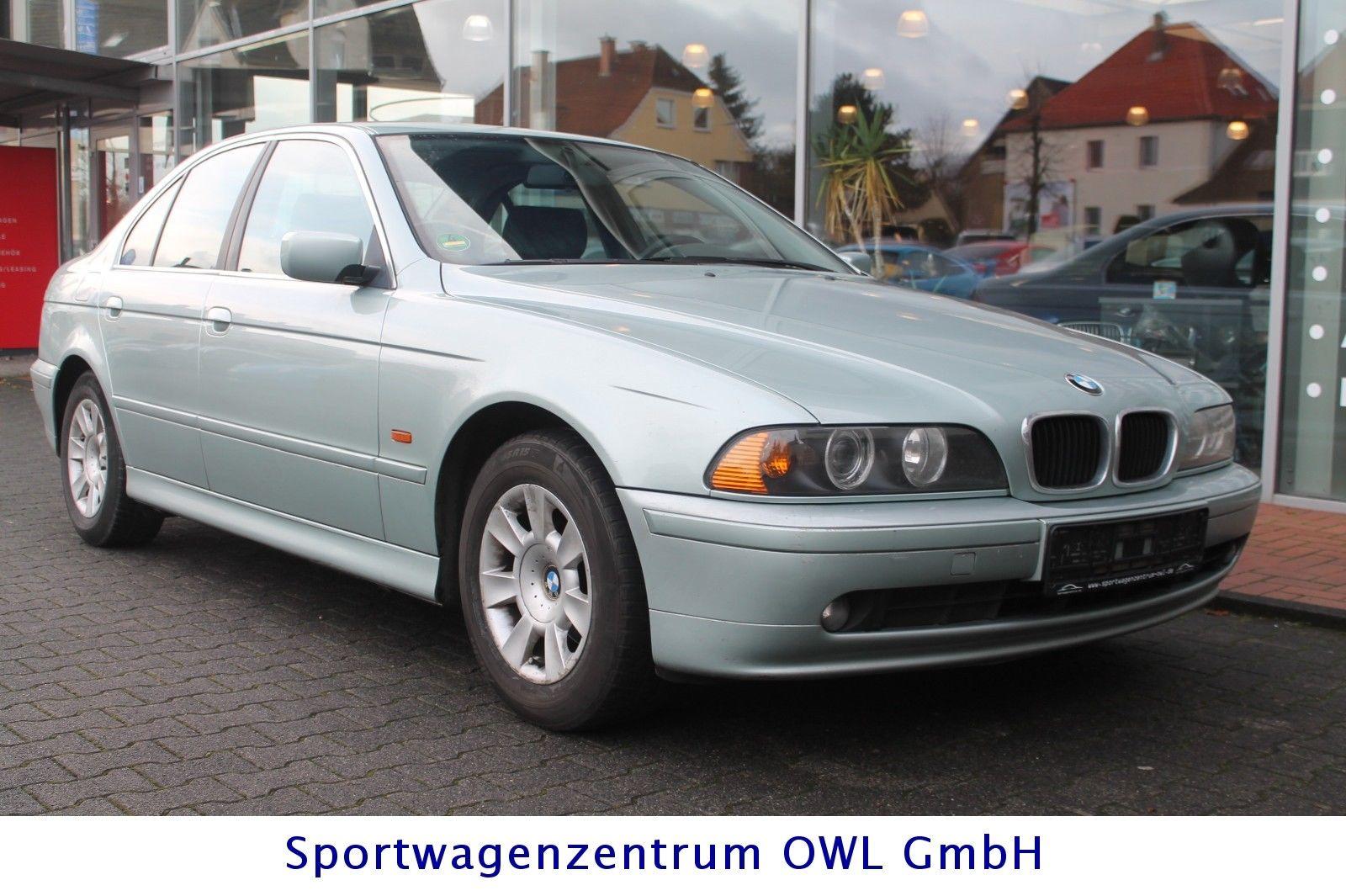 BMW Baureihe 5 Lim. 520i