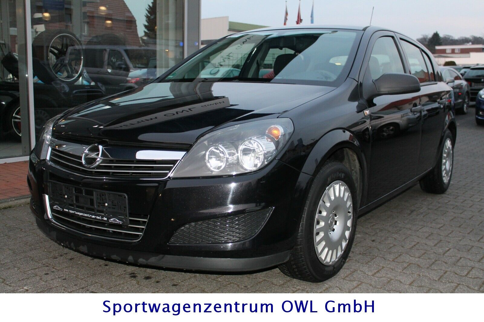 "OPEL Astra H Lim. Selection ""110 Jahre""LPG/AUTOGAS"