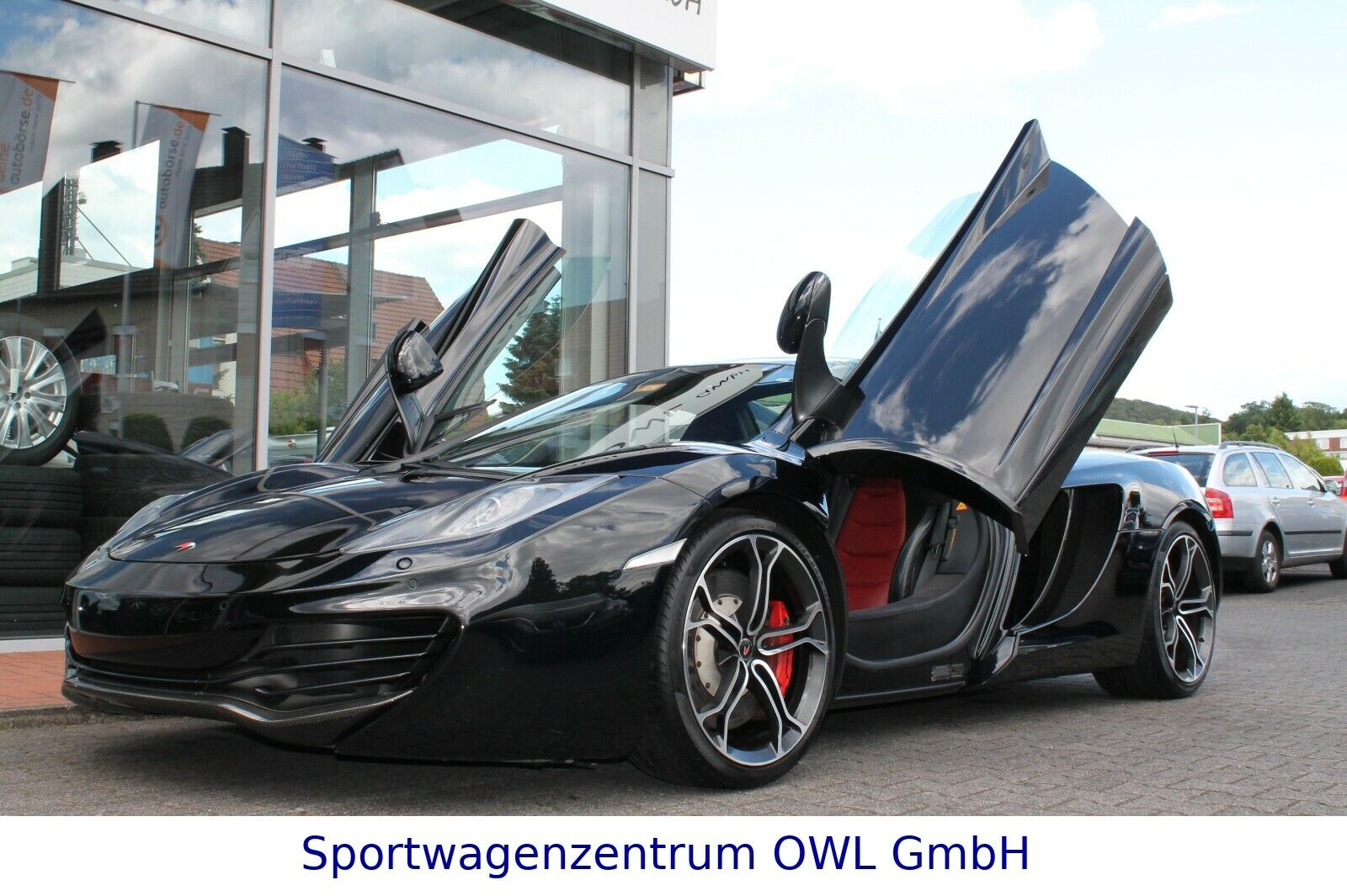 MCLAREN MP4-12C 3.8 V8 Spider*625PS*