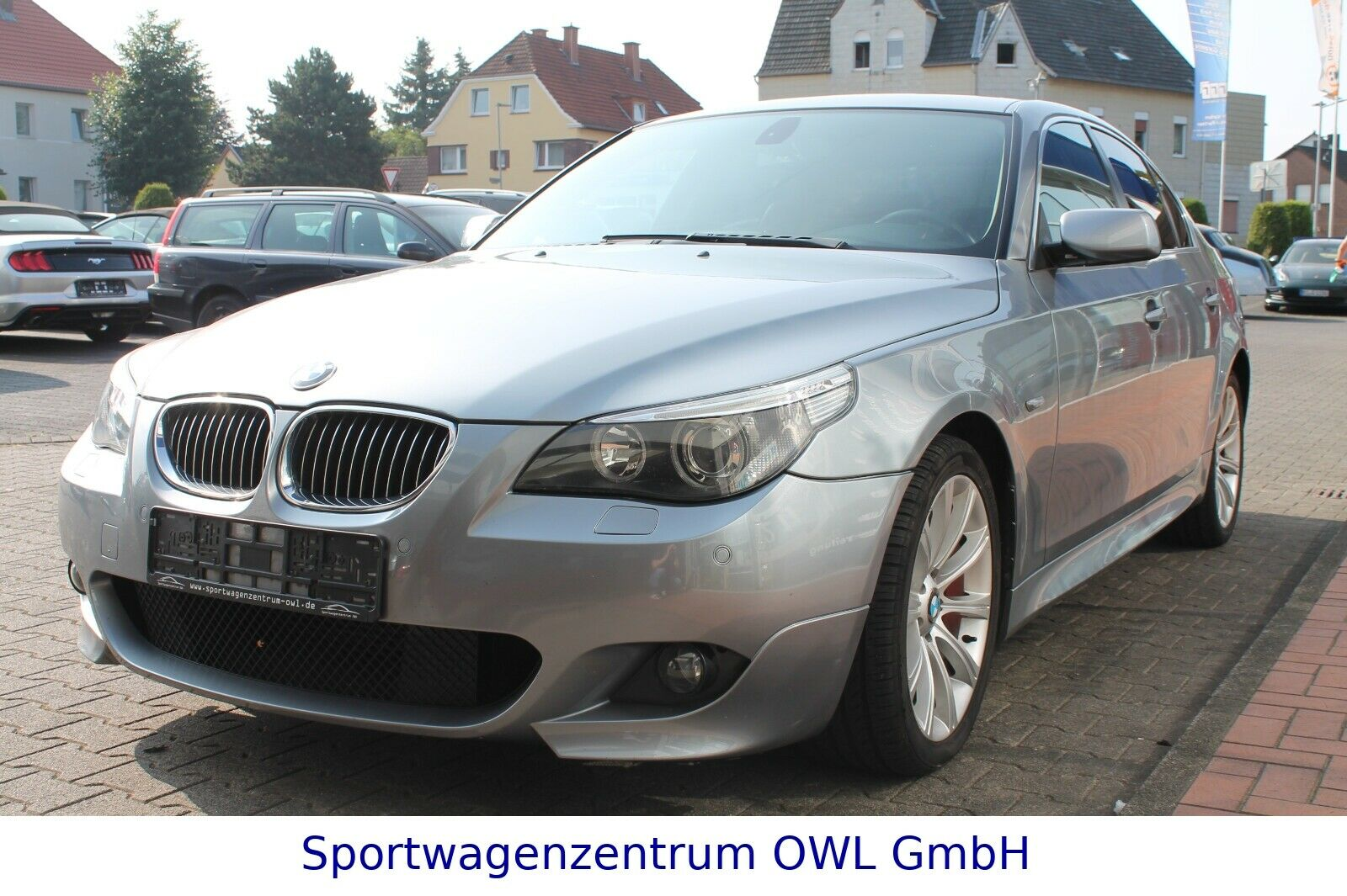 BMW Baureihe 5 Lim. 530d*RDKS*M-Paket*Navigation*