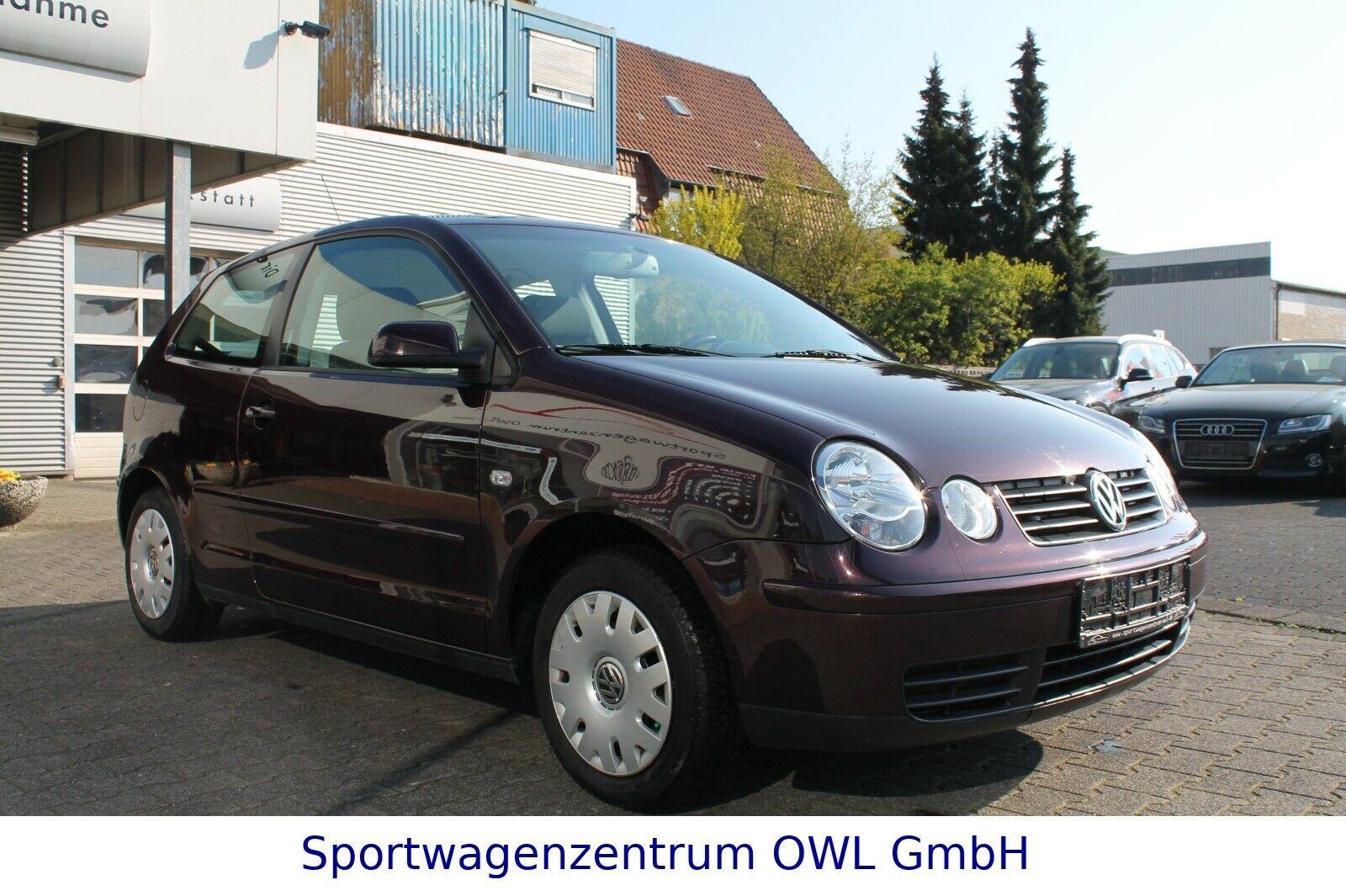 VW Polo IV Cricket*PRINS AUTOGAS*KLIMA*LPG* TÜV neu