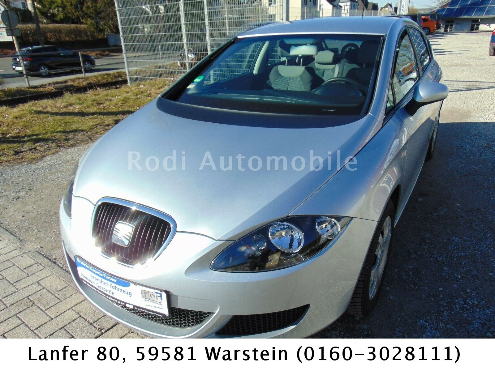 SEAT Leon Reference