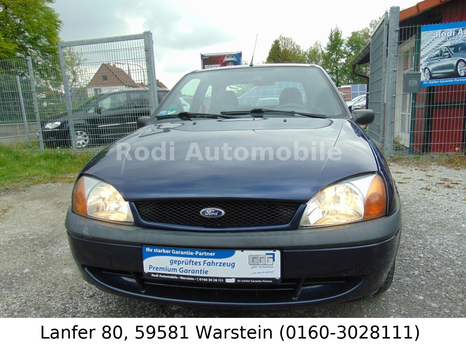 FORD Fiesta Lim. Basis