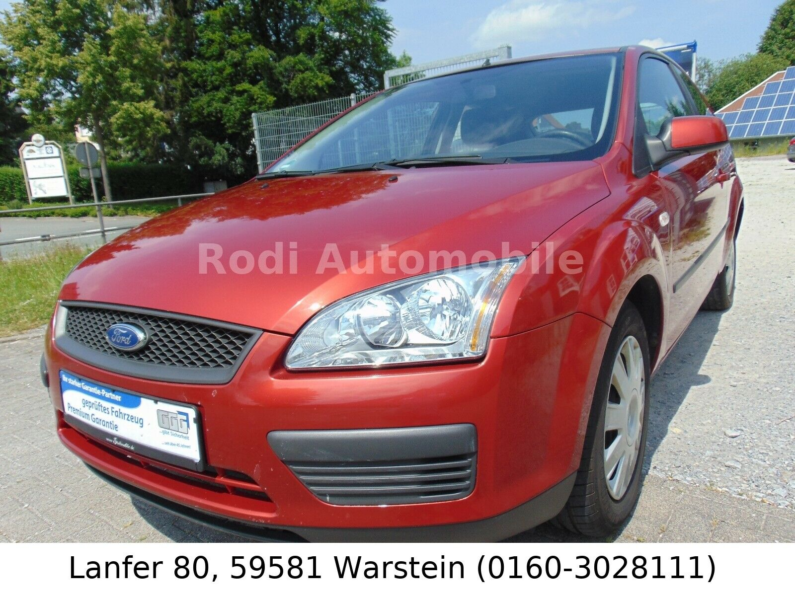 FORD Focus Lim. Connection