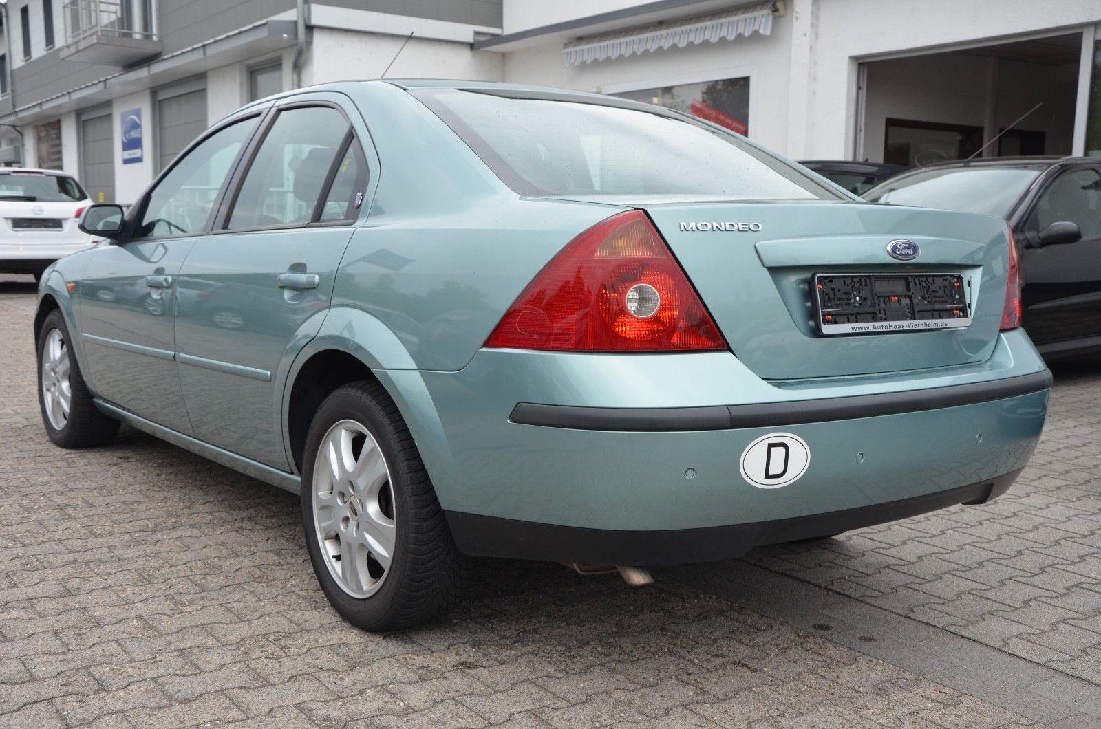 FORD Mondeo Lim. Ghia Automatic HU/AU 5/2020