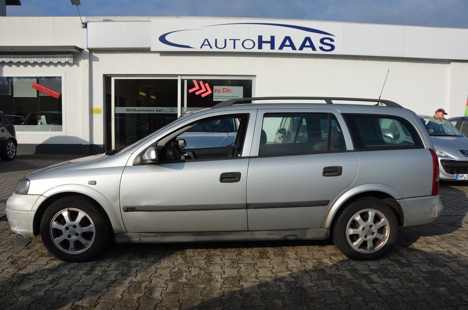 OPEL Astra G Car Selection