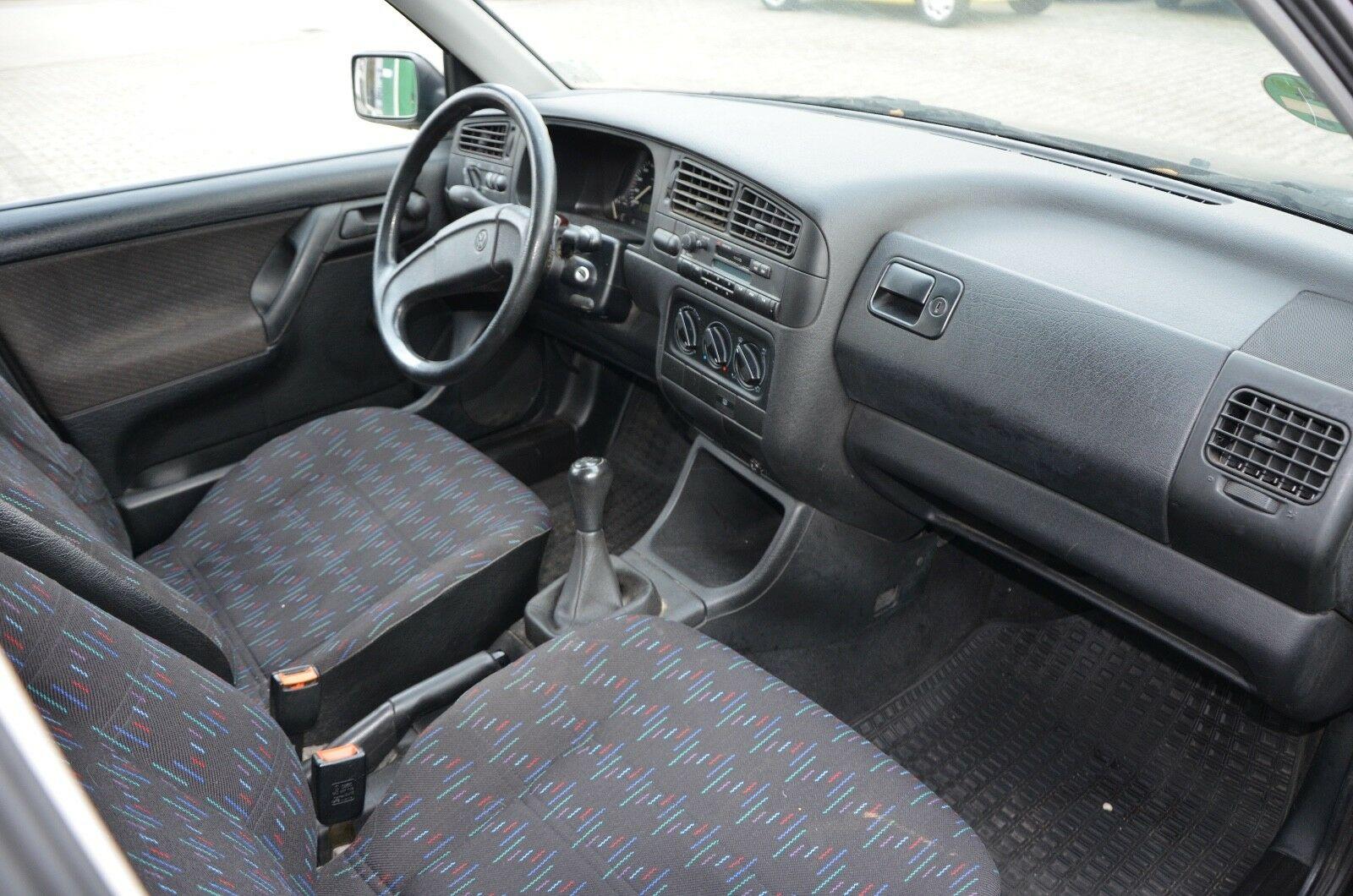 VW Golf 1.6 CL Europe ESSD 8 fach Räder
