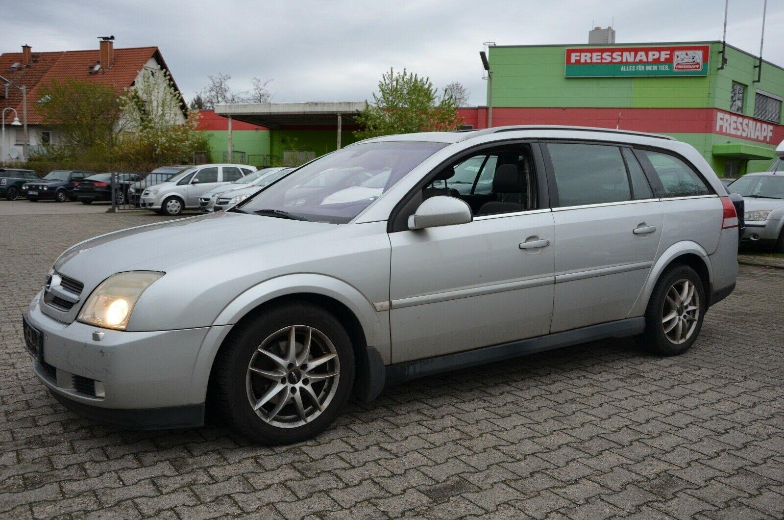 OPEL Vectra C Car Autom ;Leder ESSD
