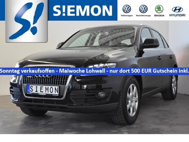 Audi Q5 2.0 TDI quattro AHK Xen GRA SHZ PDC LM