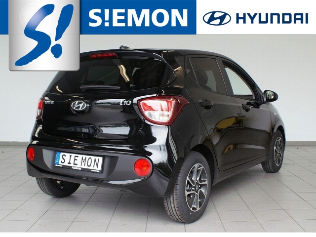 Hyundai i10 1.0 blue Trend NAVI SHZ CarPlay PDC GRA DAB
