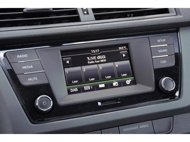 Skoda Fabia Cool Plus 1.0 Knieairbag Klima AUX USB MP3