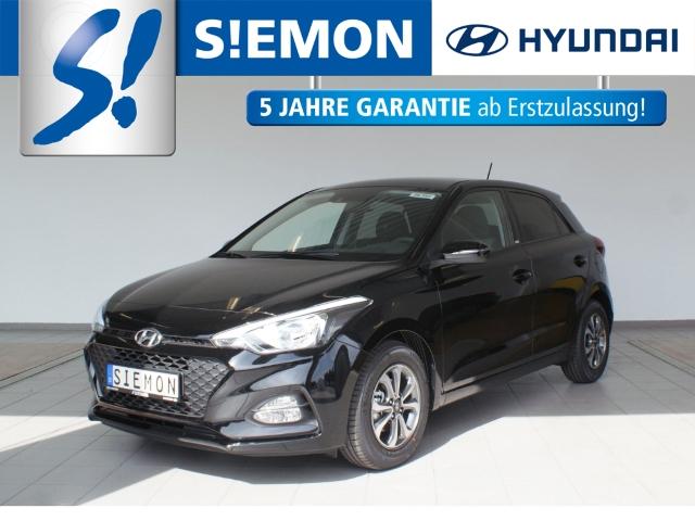 Hyundai i20 1.2 YES! CarPlay Kamera DAB Klima SHZ PDC LM