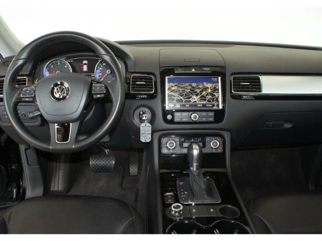 VW Touareg 3.0 TDI Leder Navi AHK E-Heckklappe